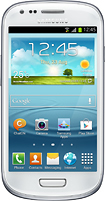 Samsung - Galaxy S III Mini Cell Phone (Unlocked) - White