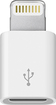 Apple® - Lightning-to-Micro USB Adapter