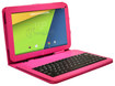 "Visual Land - Prestige Elite - 10"" - 16GB - With Keyboard - Magenta"