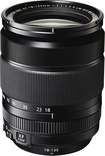 Fujifilm - Fujinon XF 18-135mm f/3.5-5.6 R LM OIS WR Zoom Lens for Select Fujifilm X-Series Cameras - Black
