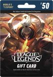 Riot - League of Legends Game Card ($50)