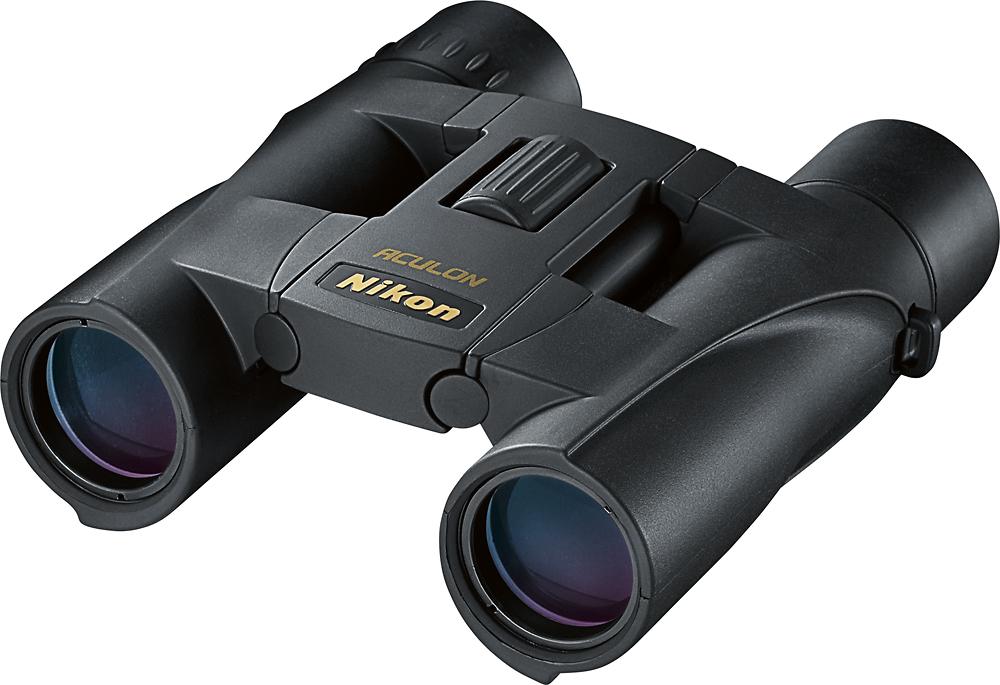Nikon - Aculon A30 10x25 Binoculars - Black