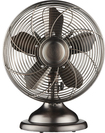 "Init™ - 12"" Retro Table Fan - Copper"