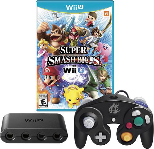 Super Smash Bros. Bundle - Nintendo Wii