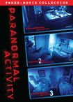 Paranormal Activity Trilogy Gift Set [3 Discs] (dvd) 7495049