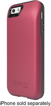 OtterBox - Resurgence External Battery Case for Apple® iPhone® 5 and 5s - Satin Rose