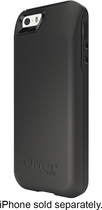 OtterBox - Resurgence External Battery Case for Apple® iPhone® 5 and 5s - Black