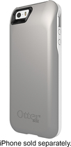 OtterBox - Resurgence External Battery Case for Apple® iPhone® 5 and 5s - Glacier