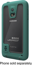 LifeProof - frē Case for Samsung Galaxy S 5 Cell Phones - Teal