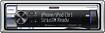 Kenwood - CD - Apple® iPod®-/Satellite Radio-Ready - Marine - In-Dash Receiver - Blue