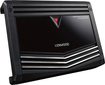 Kenwood - 1000W Class D Mono Amplifier with Variable Low-Pass Crossover - Black