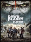 Dawn of the Planet of the Apes (DVD) (Eng/Fre/Spa) 2014