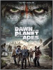 Dawn of the Planet of the Apes (Blu-ray Disc)(Digital HD Copy) (Eng/Fre/Spa) 2014