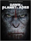 Dawn of the Planet of the Apes (Blu-ray 3D)(Blu-ray Disc)(Digital HD Copy) 2014
