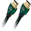 AudioQuest - Forest 16.5' In-Wall HDMI Cable - Black/Green