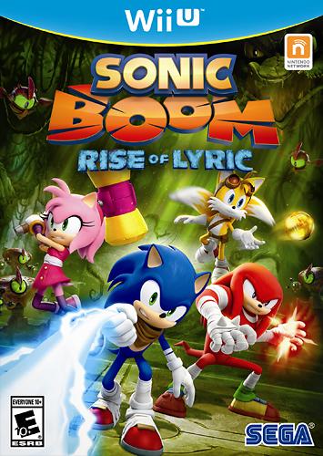 Sonic Boom: Rise of Lyric - Nintendo Wii U