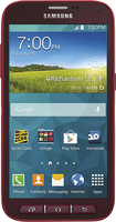 Samsung - Galaxy S 5 Sport (Rugged GS5) Cell Phone - Red (Sprint)