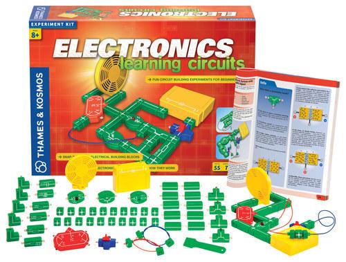 Thames & Kosmos - Electronics Learning Circuits Kit - Multi