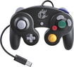 Nintendo - Super Smash Bros. Edition GameCube Controller for Wii U - Black