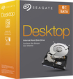 Seagate - 6TB Internal SATA Hard Drive for Desktops - Multi