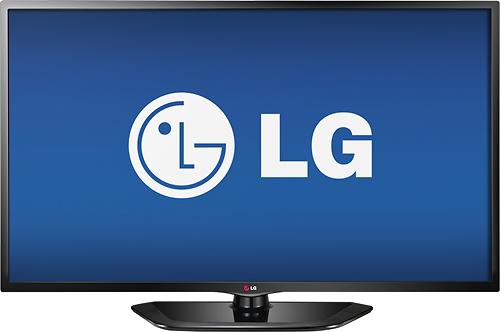 """LG - 60"""" Class (59-1/2"""" Diag.) - LED - 1080p - HDTV - Black"""