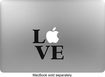 Macdecals - Love Decal...