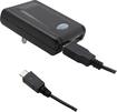 Lenmar - USB AC Wall Charger for Most USB-Powered Devices - Black