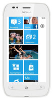 Nokia - Lumia 710 Cell Phone (Unlocked) - White
