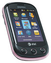 Pantech - Pursuit II Cell Phone (Unlocked) - Pink/Black