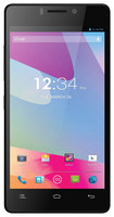 Blu - Vivo 4.8 HD Cell Phone (Unlocked) - Black