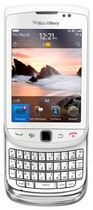 BlackBerry - 9810 Cell Phone (Unlocked) - White