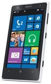 Nokia - Lumia 1020 4G Cell Phone (Unlocked) - White