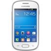Samsung - Galaxy Fame Lite Duos Cell Phone (Unlocked) - White