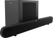 "Energy - Connoisseur Soundbar with 8"" Wireless Subwoofer - Black"
