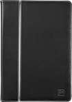 Platinum - Kope Series Leather Case for Microsoft Surface Pro 3 - Black