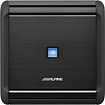 Alpine - 500W Class D Digital Mono Amplifier with Low-Pass Crossover