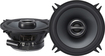 "Alpine - Type-S 5-1/4"" 2-Way Coaxial Car Speakers with Poly-Mica Cones (Pair) - Black"
