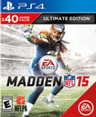 Madden NFL 15: Ultimate Edition - PlayStation 4