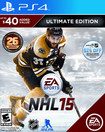 NHL 15: Ultimate Edition - PlayStation 4