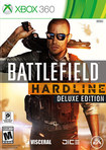 Battlefield Hardline: Deluxe Edition - Xbox 360