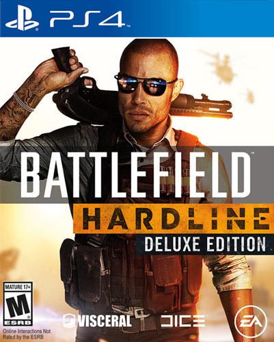 Battlefield Hardline: Deluxe Edition - PlayStation 4