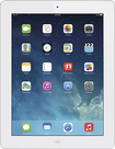 Apple® - iPad® with Retina display with Wi-Fi - 128GB - White