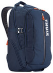 "Thule - Crossover Backpack for 17"" Apple® MacBook® Pro - Dark Blue"
