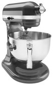 KitchenAid - Professional 600 Series Stand Mixer - Pearl Metallic