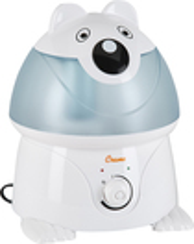 Crane - Adorable Humidifiers 1-Gallon Humidifier - Polar Bear