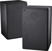 Insignia™ - 2-Way Indoor/Outdoor Speakers (Pair) - Black