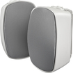 Insignia™ - 2-Way Indoor/Outdoor Speakers (Pair) - Silver