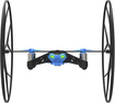 Parrot - Rolling Spider Bluetooth Robot Insect Drone - Blue