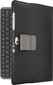 Belkin - Bluetooth Keyboard Case for Samsung Galaxy Tab 10.1 and Galaxy Note 10.1 - Black