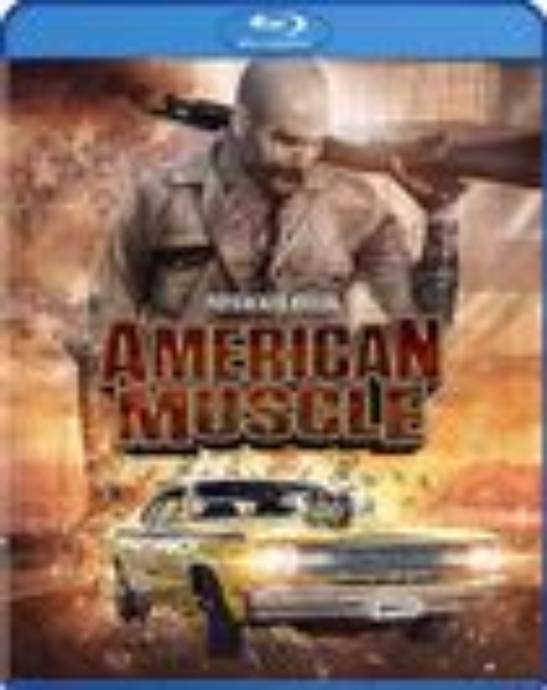 American Muscle [blu-ray] 7595171